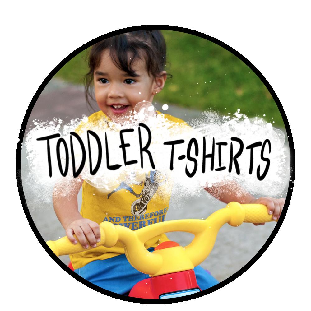Shop: Toddler T-Shirts (2T-6T)